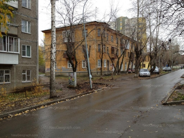 Address(es) on photo: Mendeleeva street, 2А, 6, Yekaterinburg