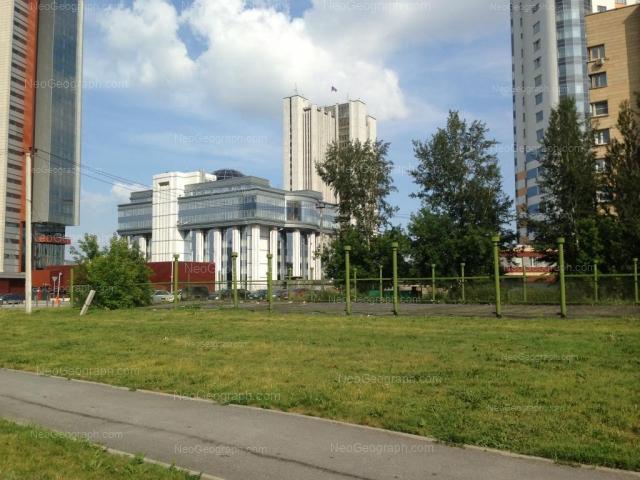 Address(es) on photo: Borisa Eltsina street, 10, Yekaterinburg