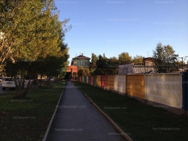 Адрес(а) на фотографии: улица Азина, 13, Екатеринбург