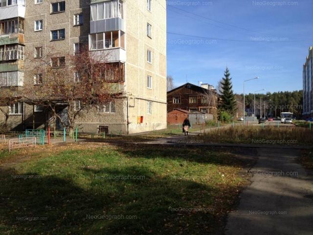 Адрес(а) на фотографии: улица Патриотов, 12, Екатеринбург