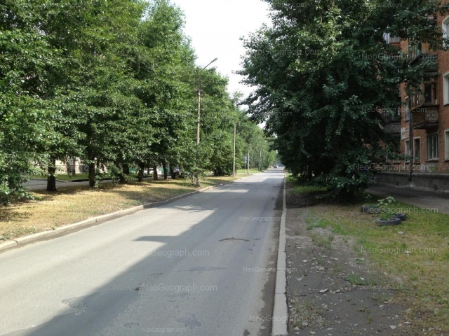 Адрес(а) на фотографии: улица Ломоносова, 28, 57, Екатеринбург