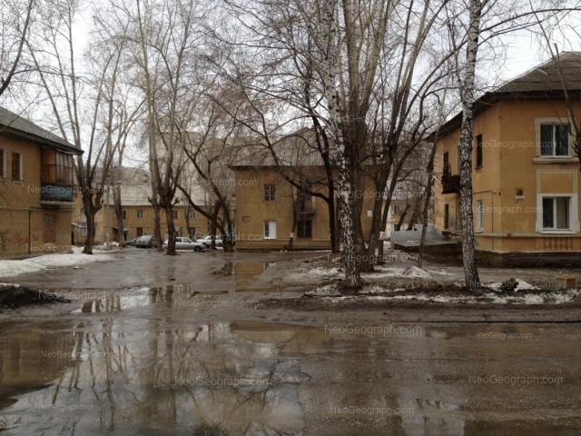 Адрес(а) на фотографии: улица Энтузиастов, 17, 19, Екатеринбург