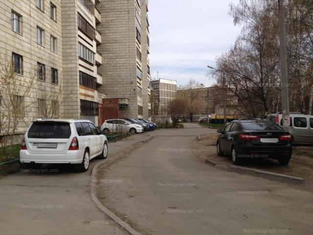 Адрес(а) на фотографии: Посадская улица, 44/3, 44/4, Екатеринбург