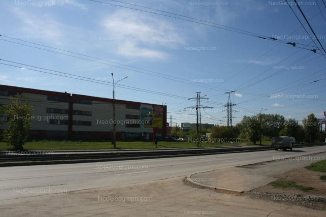 Address(es) on photo: Frontovikh Brigad street, 6, 10, Yekaterinburg