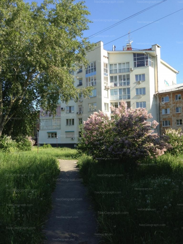 Адрес(а) на фотографии: бульвар Культуры, 21, 21А, 23, Екатеринбург