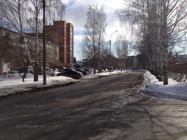 Address(es) on photo: Yasnaya street, 1/5, 1/7, 4, 6, Yekaterinburg
