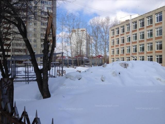 Адрес(а) на фотографии: Ясная улица, 20, 22, 22А, 22Г, Екатеринбург
