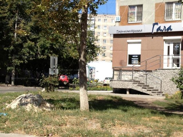 Address(es) on photo: Sireneviy boulevard, 21, Yekaterinburg