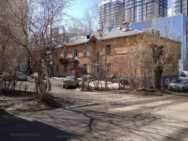 Адрес(а) на фотографии: улица Юмашева, 7, 10, Екатеринбург