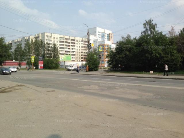 Адрес(а) на фотографии: улица Фрезеровщиков, 35, Екатеринбург