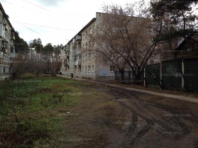 Адрес(а) на фотографии: Белоярская улица, 9, Екатеринбург