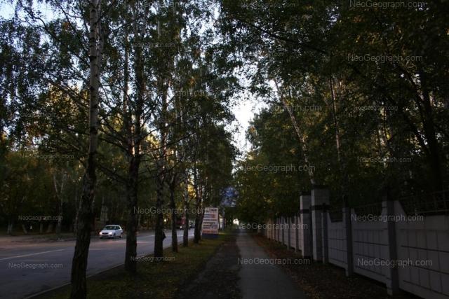 Адрес(а) на фотографии: улица Блюхера, 21, Екатеринбург