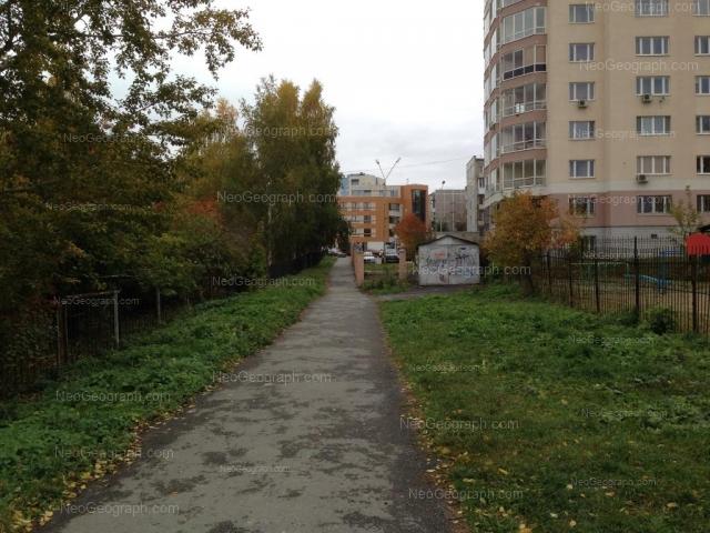 Адрес(а) на фотографии: Заводская улица, 45Д, 46А, Екатеринбург