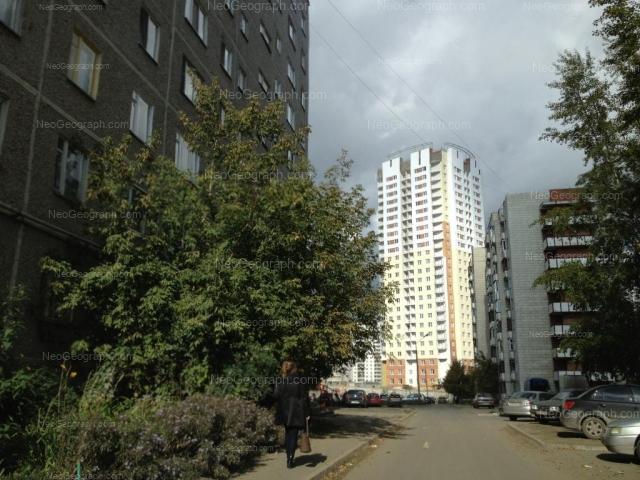 Адрес(а) на фотографии: улица Фрезеровщиков, 39, 39Б, Екатеринбург