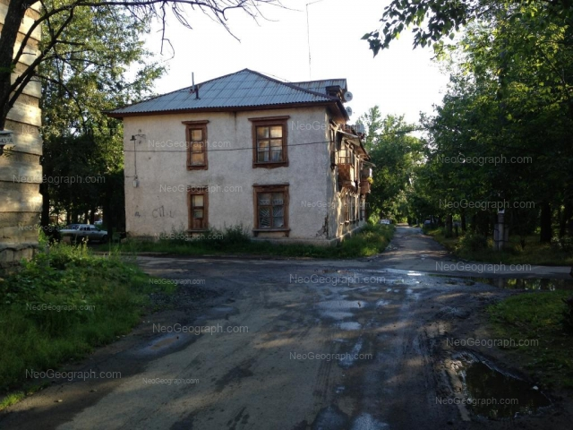 Адрес(а) на фотографии: Балаклавский переулок, 2В, Екатеринбург