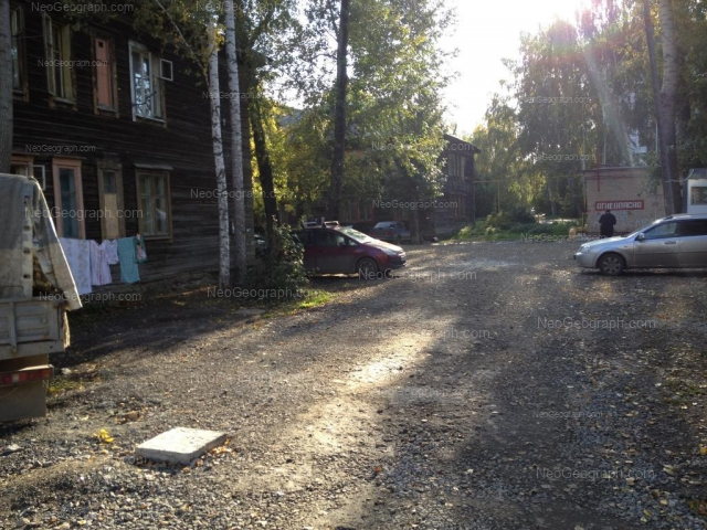Адрес(а) на фотографии: улица Чайковского, 78, 78А, Екатеринбург
