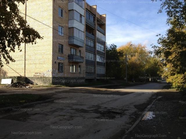 Адрес(а) на фотографии: Инженерная улица, 13, 15, Екатеринбург