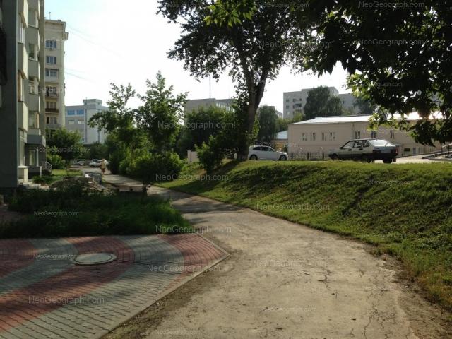 Адрес(а) на фотографии: улица Шейнкмана, 4, 10, Екатеринбург
