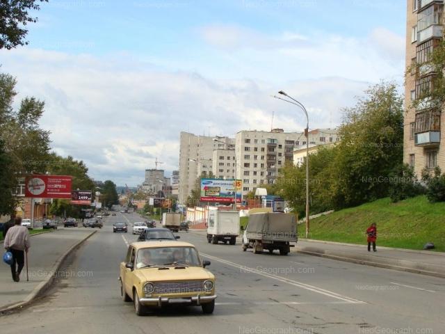 Адрес(а) на фотографии: Гурзуфская улица, 30, 32, 34, 36, 38, Екатеринбург