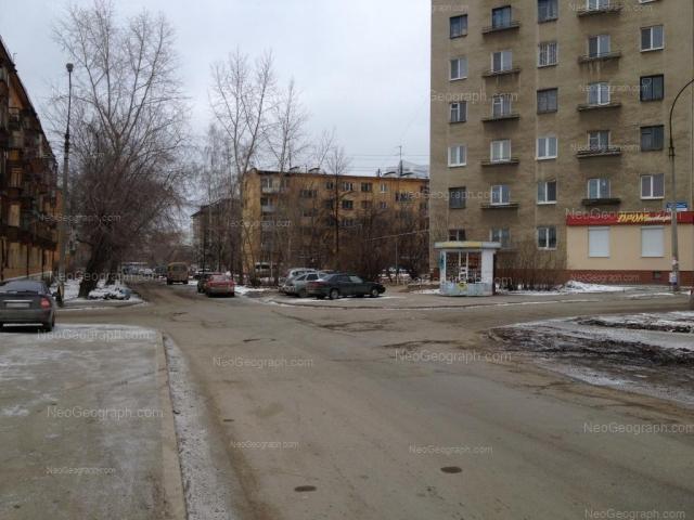 Адрес(а) на фотографии: улица Одинарка, 1, 3, Екатеринбург