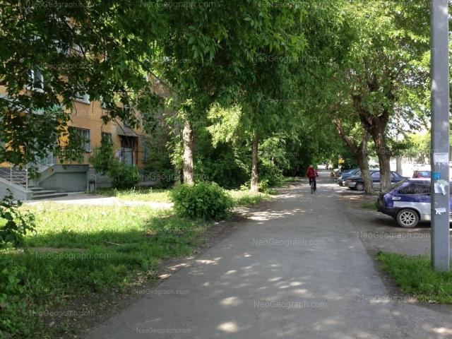 Адрес(а) на фотографии: улица Машиностроителей, 31, Екатеринбург