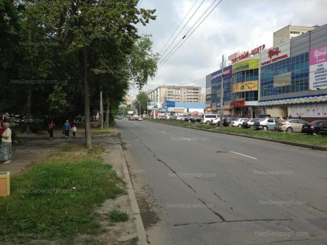 Адрес(а) на фотографии: улица Восстания, 50, 56/4, 58, Екатеринбург