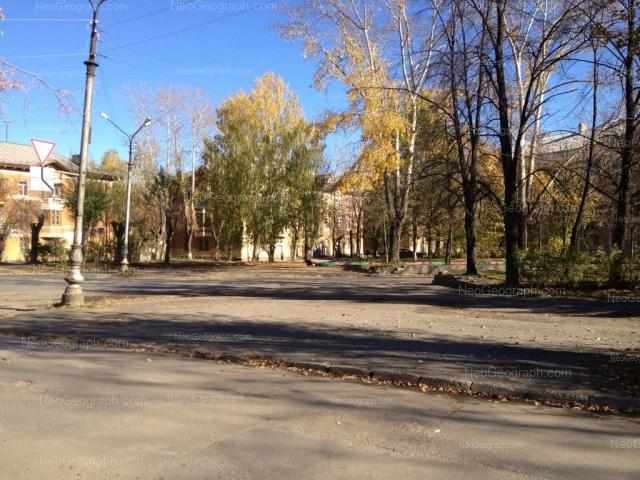 Адрес(а) на фотографии: улица Ломоносова, 16, Екатеринбург