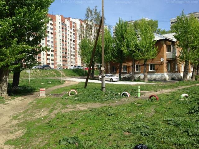 Адрес(а) на фотографии: улица Бебеля, 173А, 184, Екатеринбург