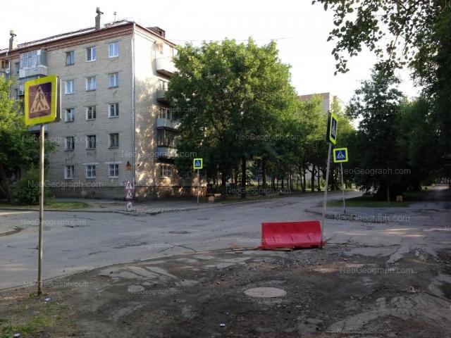 Адрес(а) на фотографии: улица Индустрии, 53, Екатеринбург