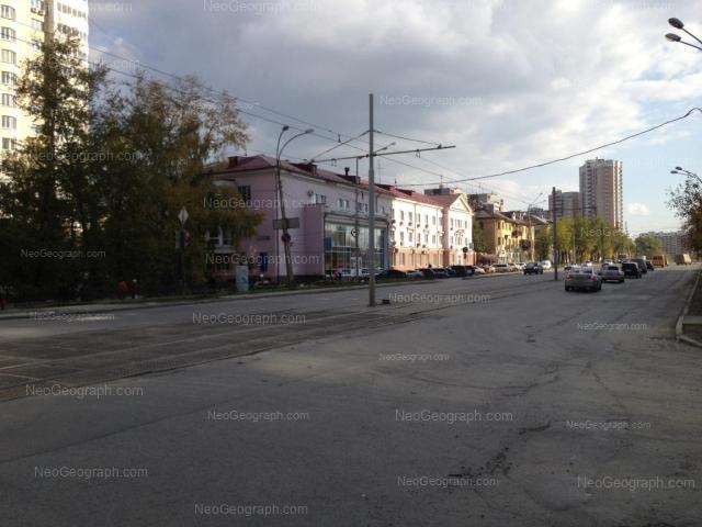Адрес(а) на фотографии: улица 8 Марта, 177, 179, Екатеринбург