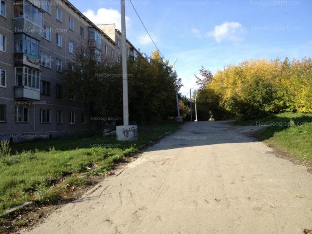 Адрес(а) на фотографии: Инженерная улица, 7, Екатеринбург