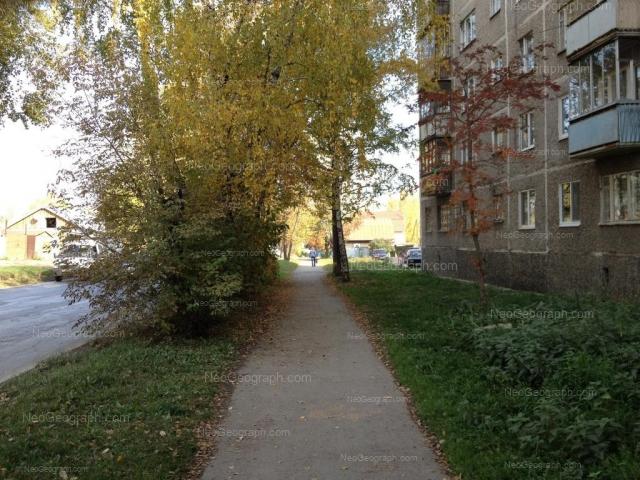 Адрес(а) на фотографии: Самолётная улица, 25, Екатеринбург