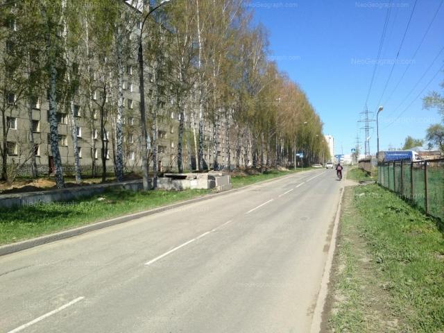 Адрес(а) на фотографии: Ангарская улица, 52/2, 52/3, Екатеринбург