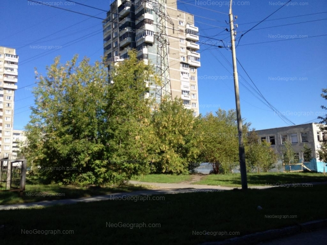 Адрес(а) на фотографии: бульвар Есенина, 5, 11, Екатеринбург