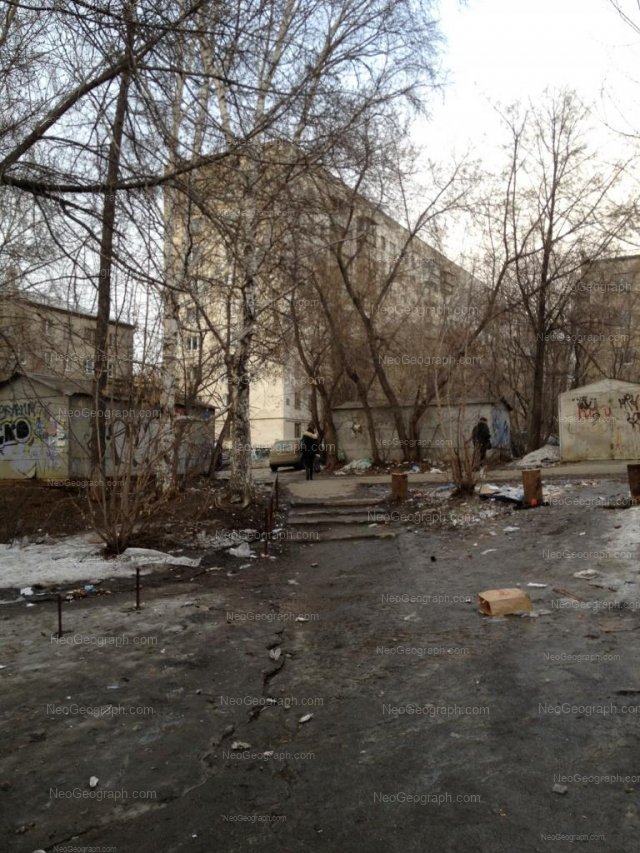 Адрес(а) на фотографии: улица Карла Маркса, 50, 52, 60, Екатеринбург