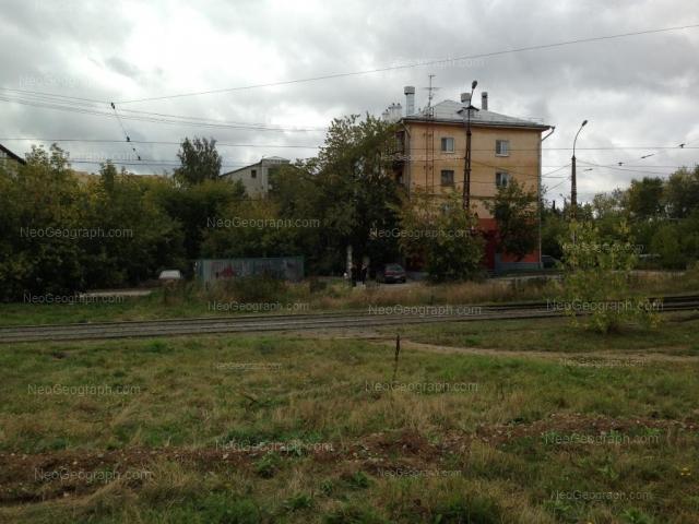 Адрес(а) на фотографии: улица Ляпустина, 4, Екатеринбург