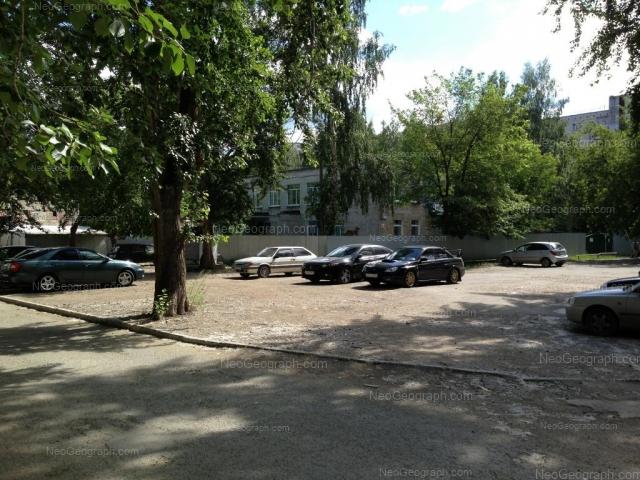 Адрес(а) на фотографии: Стахановская улица, 29, Екатеринбург