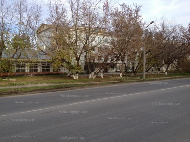 Адрес(а) на фотографии: Трактовая улица, 5, Екатеринбург