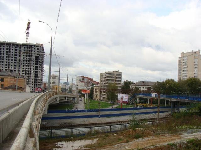 Адрес(а) на фотографии: Восточная улица, 30, Екатеринбург