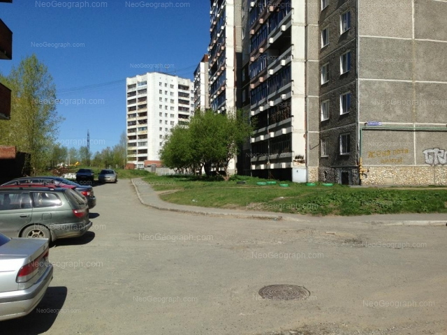 Адрес(а) на фотографии: Ангарская улица, 30, Екатеринбург