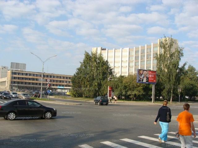 Адрес(а) на фотографии: улица Начдива Васильева, 1, 1/1;1/2, Екатеринбург