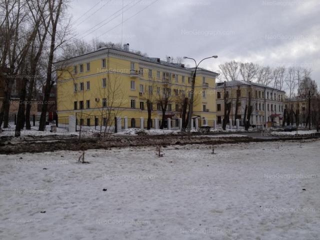 Адрес(а) на фотографии: Соликамская улица, 4, 6, Екатеринбург