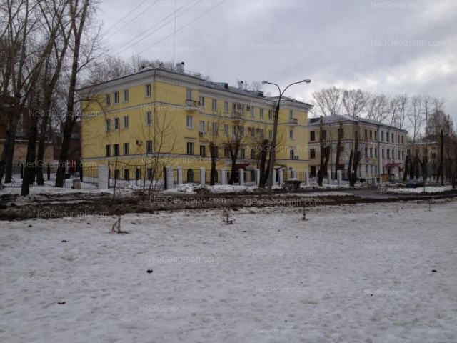 Address(es) on photo: Solikamskaya street, 4, 6, Yekaterinburg