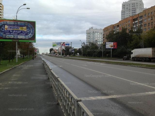 Адрес(а) на фотографии: улица Татищева, 49а, Екатеринбург