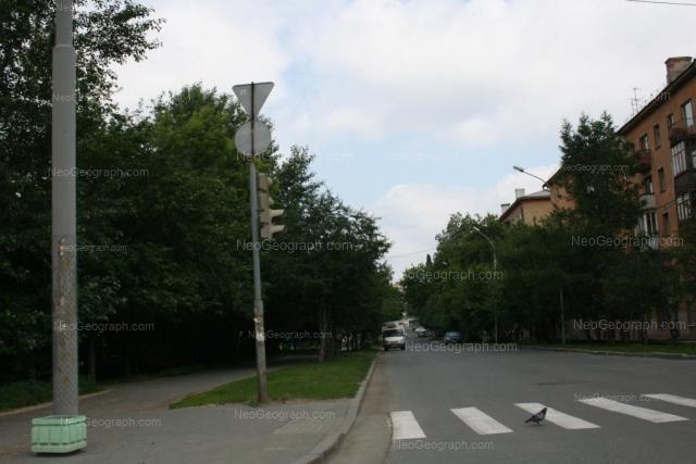 Address(es) on photo: Melkovskiy lane, 9, 11, 13, Yekaterinburg