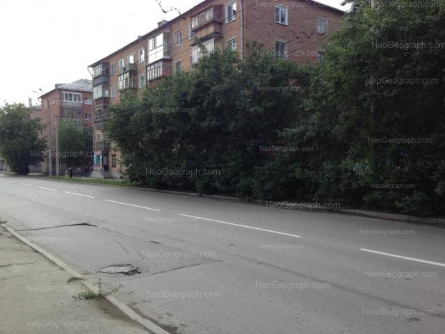 Адрес(а) на фотографии: улица Восстания, 13, 15, Екатеринбург