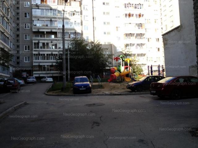 Адрес(а) на фотографии: улица Лодыгина, 8, 8/1, Екатеринбург