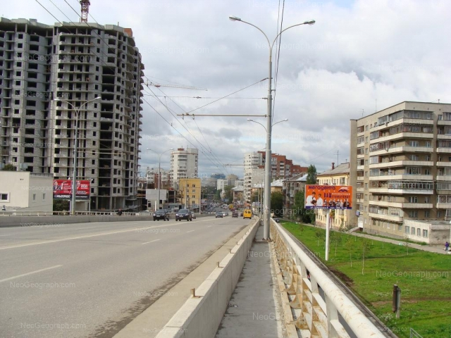 Адрес(а) на фотографии: улица Бажова, 31А, Екатеринбург
