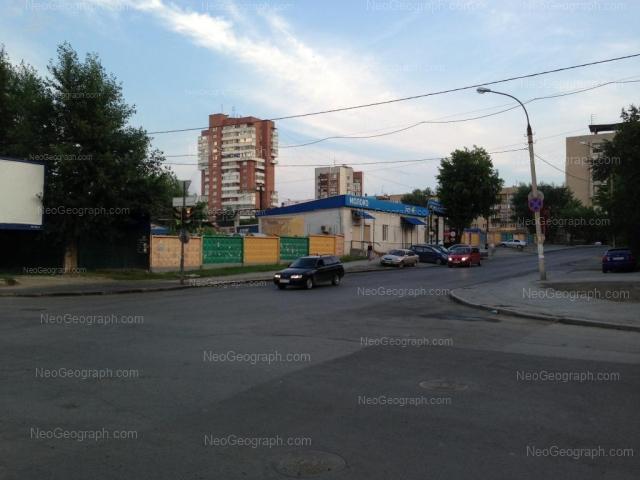 Адрес(а) на фотографии: улица Азина, 16, Екатеринбург