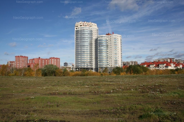 Address(es) on photo: Tveritina street, 38/1, Yekaterinburg